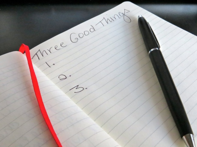 Three Good Things for Happiness